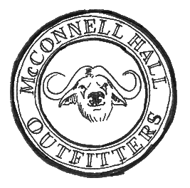 McConnell Hall Outfitters logo